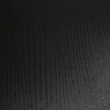 3D Painted Fiberboard Black / Clear 10