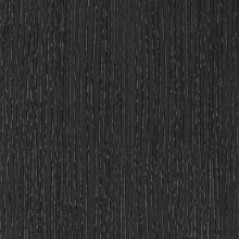 3D Painted Fiberboard Black / Silver 30