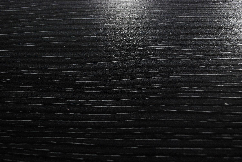 3D Painted Fiberboard Black / White 30