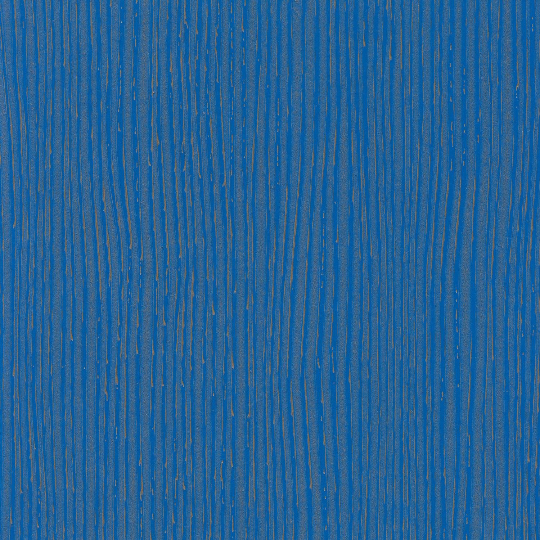 3D Painted Fiberboard Blue / Golden 30