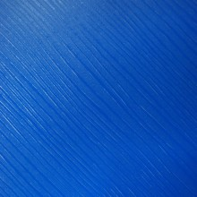 3D Painted Fiberboard Blue / Silver 10