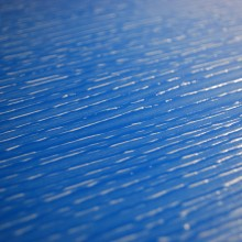 3D Painted Fiberboard Blue / White 30
