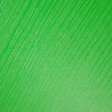 3D Painted Fiberboard Green / Silver 10