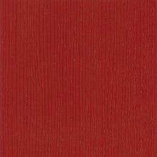 3D Painted Fiberboard Red / Clear 30