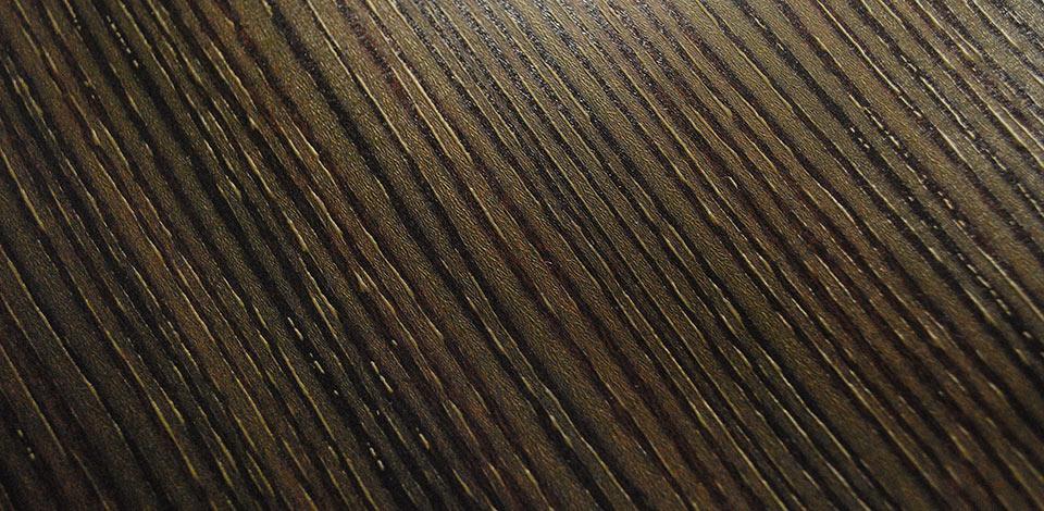 3D Painted Fiberboard Wenge Oak / Golden 30