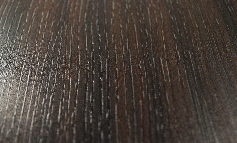 3D Painted Fiberboard Wenge Oak / Silver 30